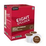 Eight O'Clock Colombian 24 K Cups